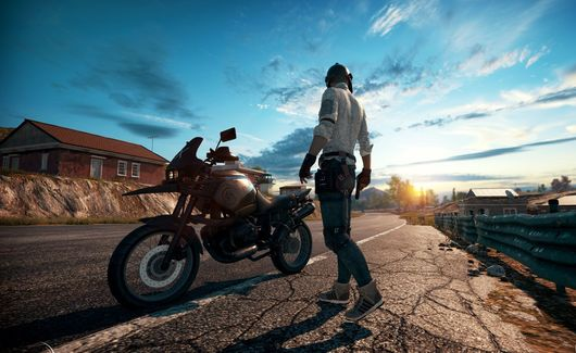 Downaload Woman With Guns Playerunknown S Battlegrounds: PlayerUnknown's Battlegrounds Adds Two New Guns Into The