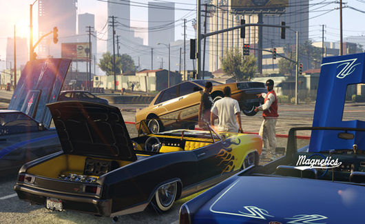 GTA Online is celebrating Halloween with a new Adversary mode ...