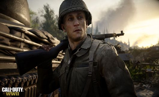 On Steam, CoD WW2 has the highest player count since Black