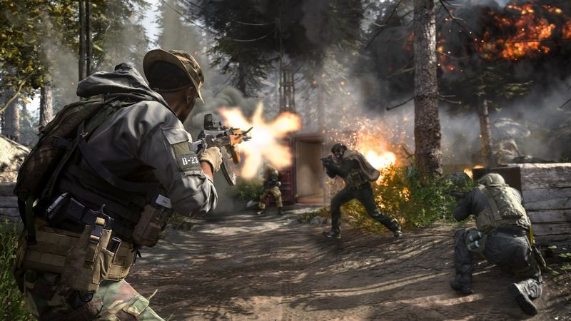 Call of Duty: Modern Warfare is Bringing Back the Nuke - The Tech Game