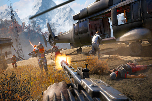 how to get to durgesh prison far cry 4